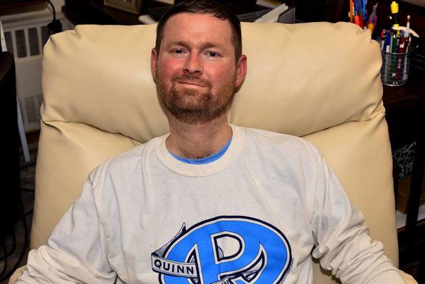 Ice Bucket Challenge-activist Patrick Quinn is overleden op 37-jarige leeftijd