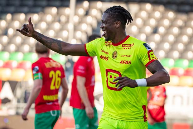KV Mechelen blijft op Europese koers na draw in Oostende