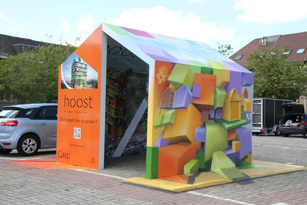 Knokke-Heist zet bouw spectaculaire Community House in de kijker