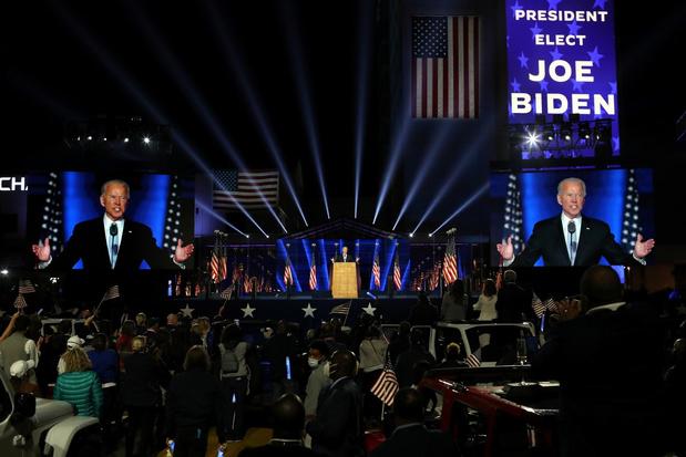 Biden plant reeks decreten om beleid Trump om te keren