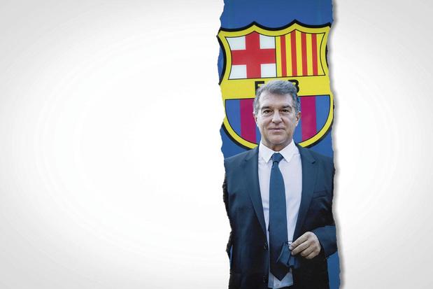 Joan Laporta (de) nouveau président du Barça: le retour du passé