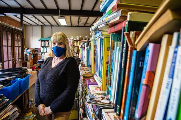 Boekendorp Damme blij dat boekhandels als essentieel beschouwd worden