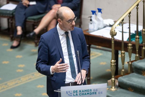 Van Peteghem: 'We moeten vandaag hervormingen doen, the time is now'