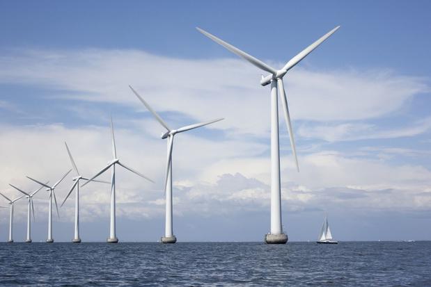 Windparken op zee kunnen de koolstofopslag in zeebodems verhogen