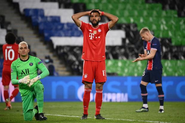 Paris Saint-Germain en Chelsea plaatsen zich voor halve finales