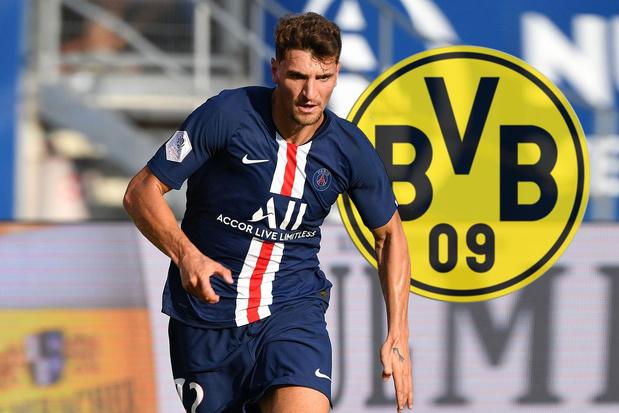 Waarom Thomas Meunier voor Borussia Dortmund koos