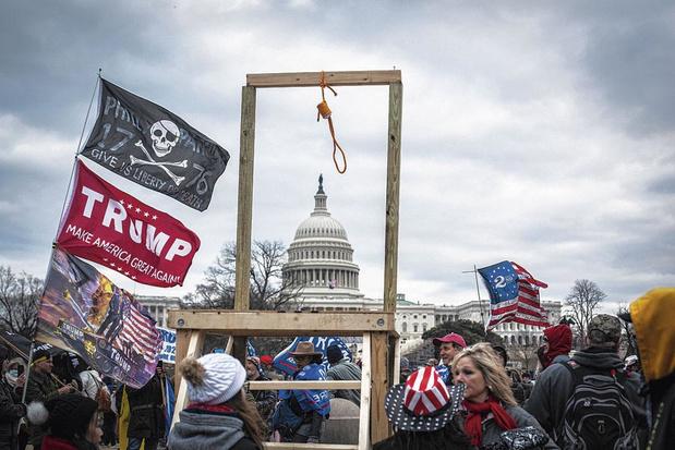 [à la télé ce soir] Capitole, le coup de Trump