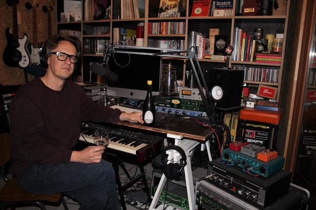 """Wouter Berlaen pakt uit met gloednieuwe podcast: """"De eerste in België rond basgitaar"""""""