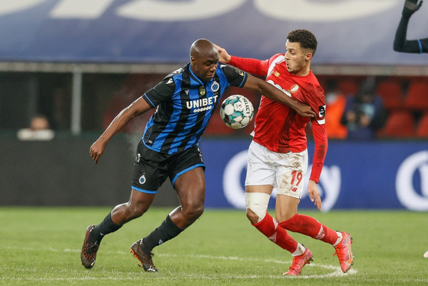 Standard schakelt Club Brugge uit in kwartfinales beker