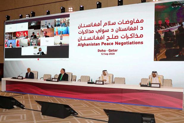 Historisch vredesoverleg taliban en Kaboel is van start gegaan in Qatar