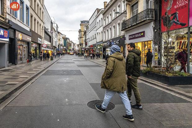 À Bruxelles, la démarche qui favorise la marche