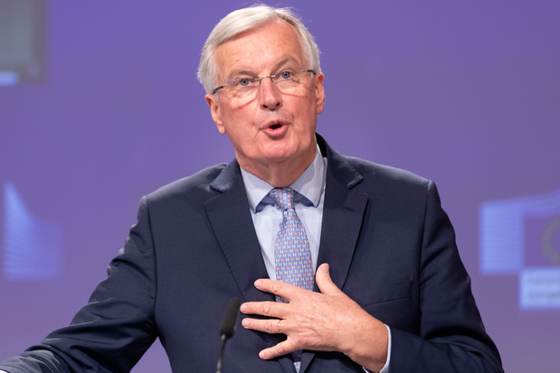 Barnier waarschuwt Groot-Brittannië dat er geen deal komt als het zich niet aan afspraken houdt