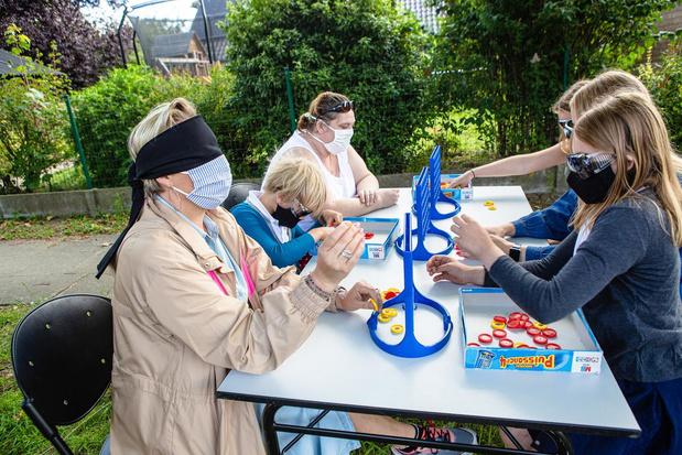 Activiteit in coronatijd: leer al spelend de wereld van blinden kennen