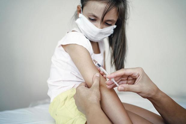 Le vaccin contre la grippe inutile chez l'enfant