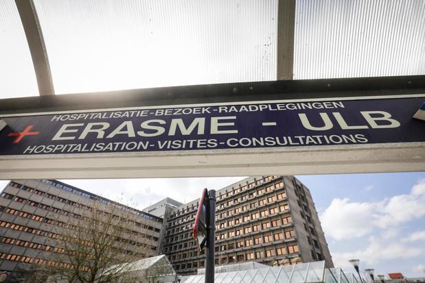 La grève des infirmiers des soins intensifs à Erasme se poursuit et s'étend dès lundi
