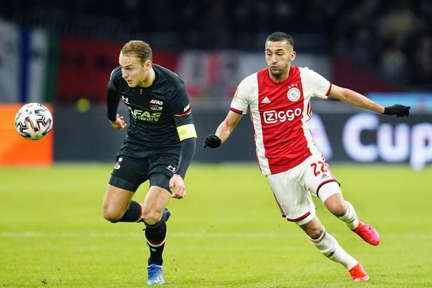 De Eredivisie: de eerste om definitief te stoppen?