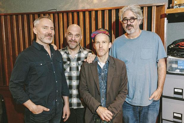Tim Berne/ Chris Speed/ Reid Anderson/ Dave King