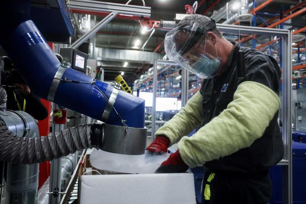 L'EMA donne son feu vert à l'extension de la production de vaccins Pfizer à Puurs