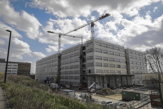 Le Grand hôpital universitaire de Bruxelles recalé par les médecins de Brugmann et Saint-Pierre