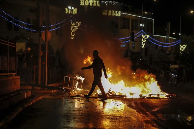Spanningen in Jeruzalem: gewonden bij zware rellen tussen extreemrechtse joden en Palestijnen