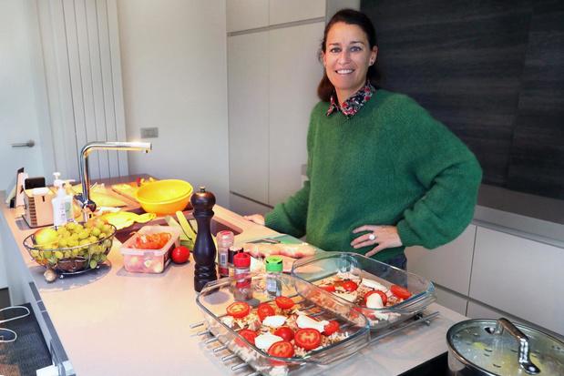 """Interne Keuken met Liesbet Werbrouck: """"Mensen met een zekere zuurtegraad mijd ik liever"""""""