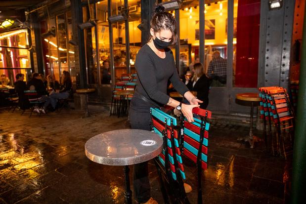 Sluiting cafés: 'Van meerderheid besmettingen kennen we de bron niet'