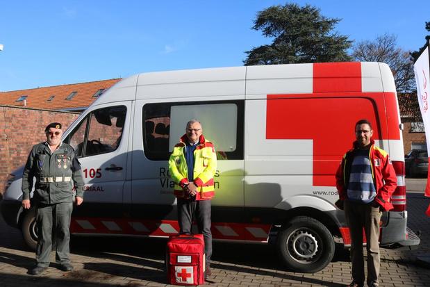 """Marc De Muynck wordt nieuwe voorzitter van Rode Kruis Diksmuide: """"Ik moest iets terugdoen voor de maatschappij"""""""