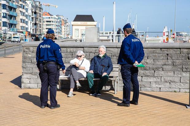 Politie voert controles uit op tweedeverblijvers in Oostende