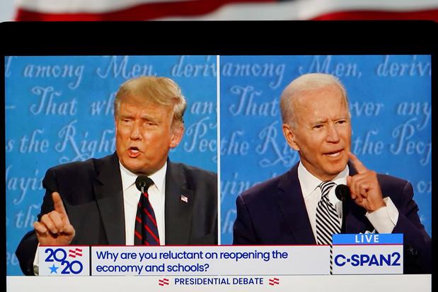 Trump en Biden kiezen voor uitstel verkiezingsdebat