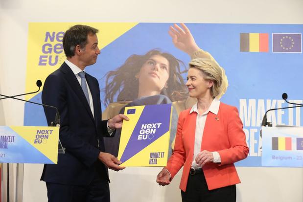 Europese Commissie geeft groen licht voor Belgisch nationaal herstelplan