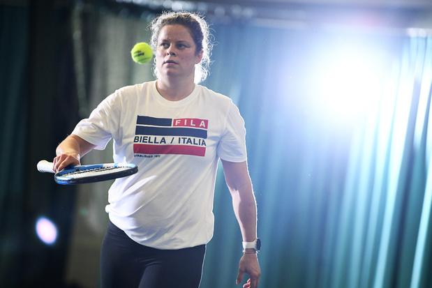 Dit denkt de tennistop van de comeback van Kim Clijsters