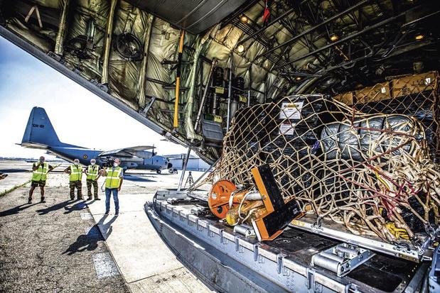 België stuurt hulpgoederen maar geen hulpteam naar Libanon: 'B-Fast is versmacht en gesmoord'