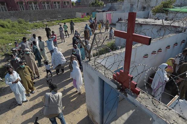 Le confinement dope les persécutions chrétiennes (infographie)