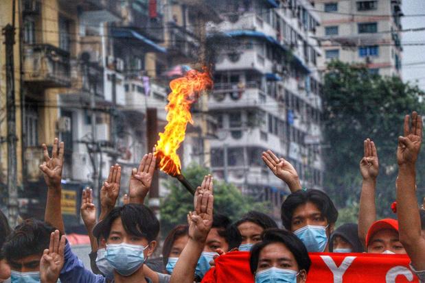 Junta in Myanmar heeft misdaden tegen de menselijkheid begaan, zegt VN-rapporteur