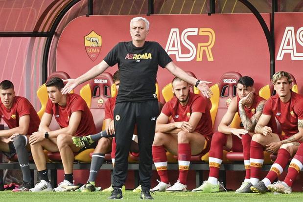 La Roma façon Mourinho