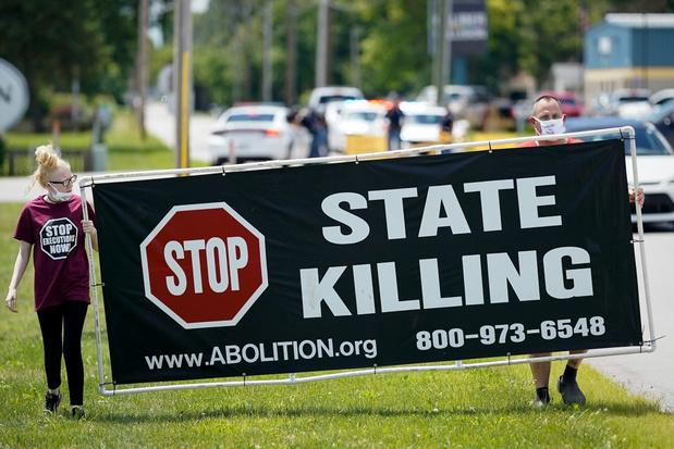 Amerikaanse regering voert moratorium op federale doodstraf in
