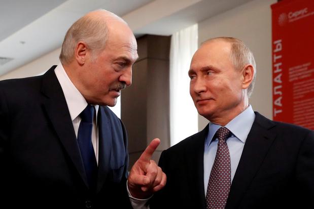 Poetin geeft Loekasjenko lening van 1,5 miljard dollar
