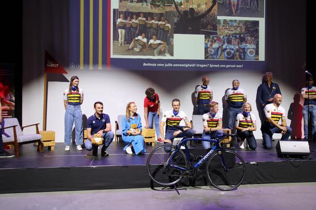 Yves Lampaert en Linde Merckpoel steunen Het Ventiel, buddywerking voor personen met jongdementie
