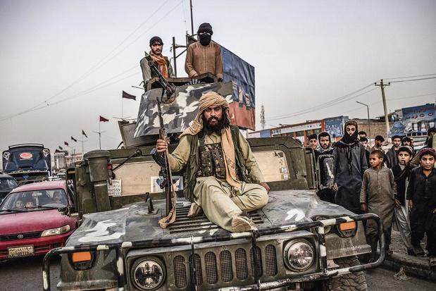 De taliban zijn terug