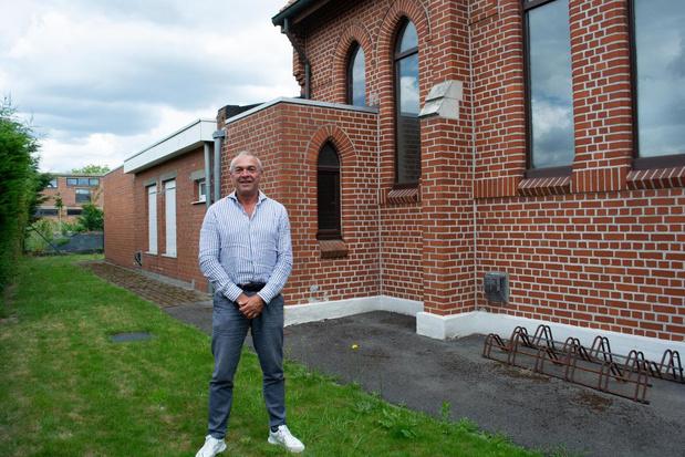 Gemeenteraadslid Henk Louf koopt protestantse kerk