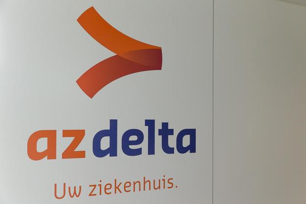 Vijf procent minder covid 19-ziekenhuisopnames in AZ Delta
