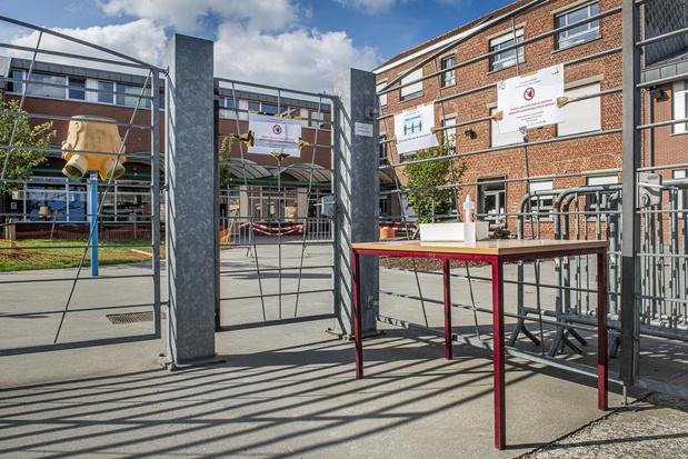 De Touwladder in Oostnieuwkerke klaar voor terugkomst bijna 100 leerlingen
