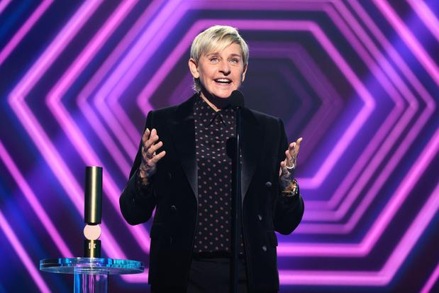 'Ellen DeGeneres, die bitch hebben we toch maar mooi te pakken'