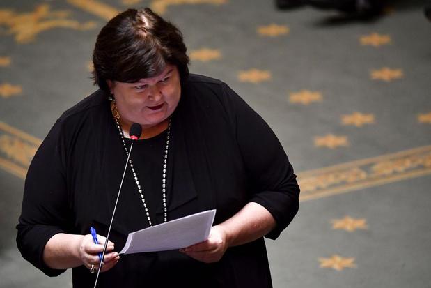 Maggie De Block sera entendue en commission de la Santé vendredi