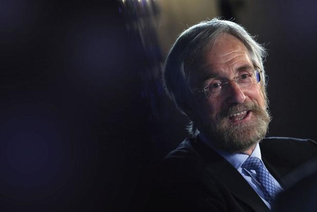 'Ik ben optimistischer dan de ECB, maar de politieke crisis moet nog beginnen'