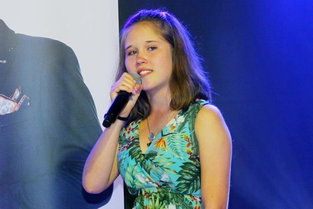 Vijftienjarige Kitana deed alle harten smelten in Den Toerist in Meulebeke
