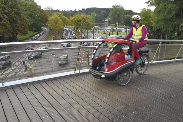 Vélos, voitures... : comment la mobilité va évoluer à Bruxelles