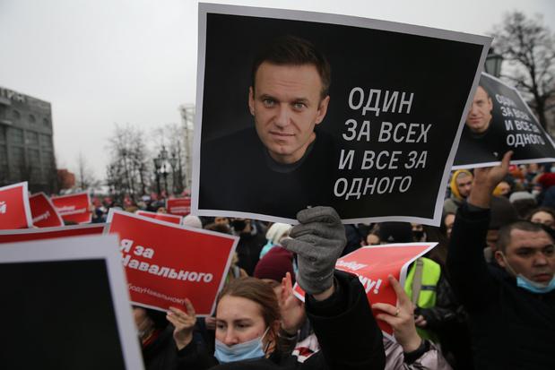 Bondgenoot van Navalny vraagt VS om meer sancties tegen entourage Poetin