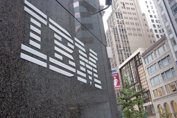 IBM se scinde en deux