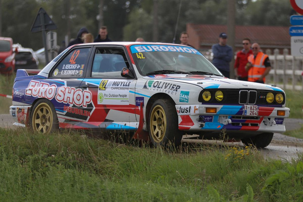 Rally ConXioN Omloop Van Vlaanderen gaat niet door
